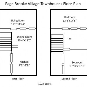 Page Brooke 2BR Townhouse