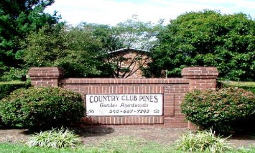 Country Club Pines Winchester Va Apartments Page